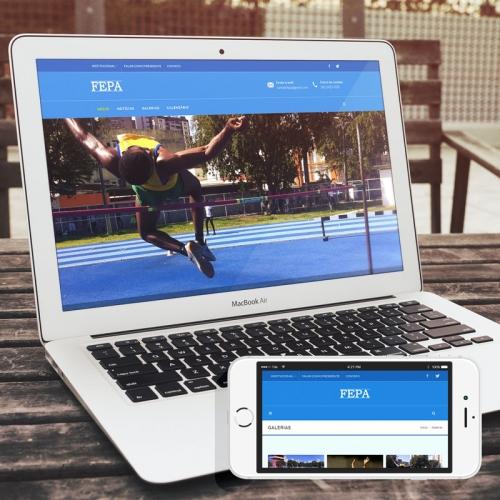 Federação de Atletismo - FEPA